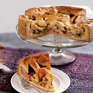 appeltaart maken zelf