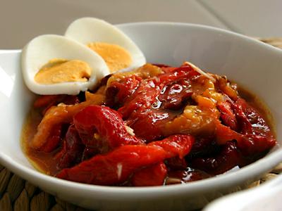 paprika gerechten