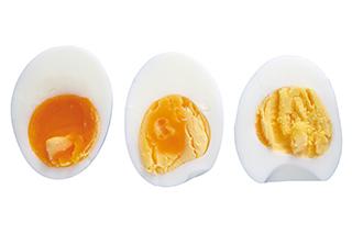 hoe lang voor een zacht gekookt ei