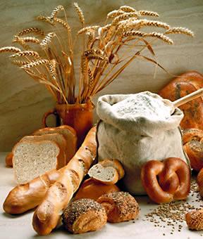 bloem of meel voor brood