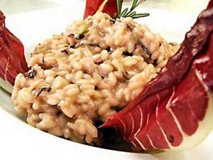 risotto met roodlof