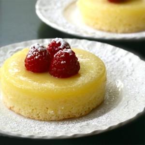 lemon cake pudding