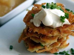 aardappelpannekoeken
