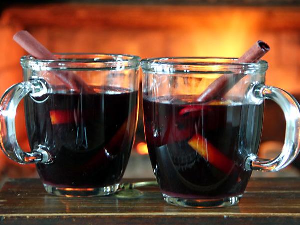 recept warme wijn