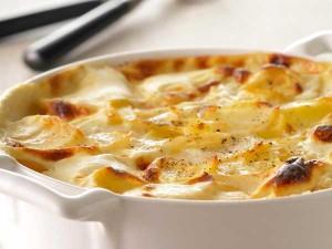 aardappel gratin