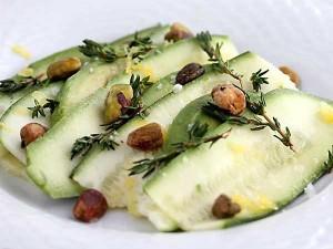 zucchinicarpaccio