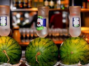 watermeloenbom