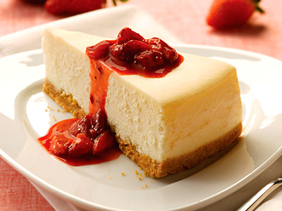 cheesecake met monchou