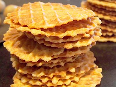 amerikaanse zoete snacks na maken