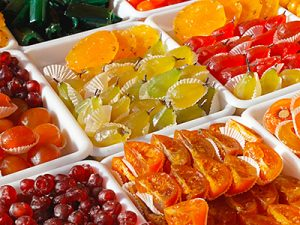 gekonfijt fruit